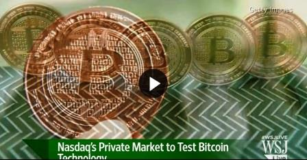 Nasdaque may start trading crypto
