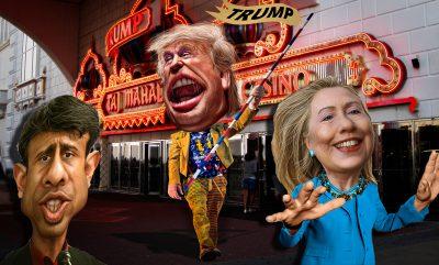 circus at hofstra