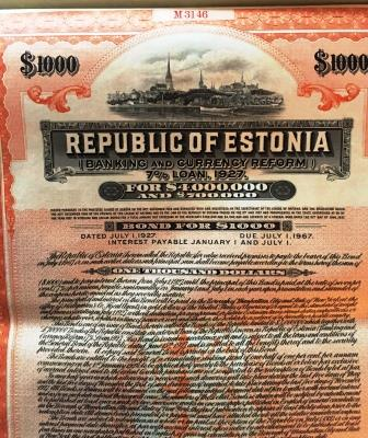 republic-estonia-1927-bond-certificate-mnuchin