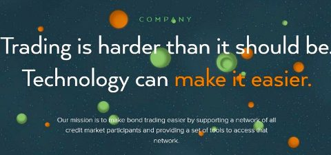 Corporate bonds trading platform