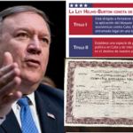 pompeo-trump-libertad-act-vicana-sugar-stock-cuba-lawsuit